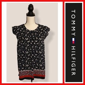 🆕Tommy Hilfiger Women's Floral Print Top